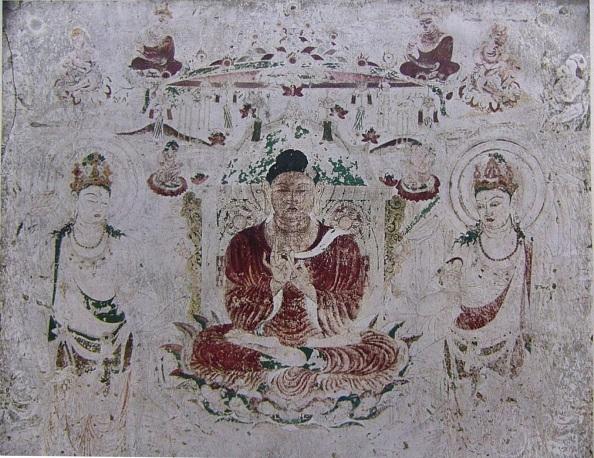 Triển lãm các bức bích họa Phật giáo thế kỷ thứ 7 tại Nara