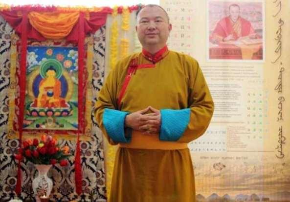 """Phật giáo Kalmykia bắt đầu """"tháng tích lũy công đức"""""""