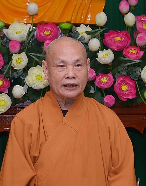 Diễn văn Phật đản của Hòa thượng Chủ tịch HĐTS