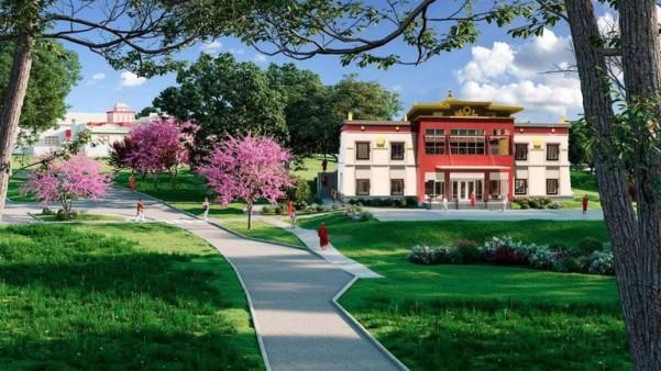 Trung tâm nghiên cứu và thư viện Dalai Lama sẽ được xây dựng tại New York