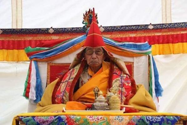 Nepal: Trưởng lão Ngawang Tenzin Jangpo Rinpoche viên tịch
