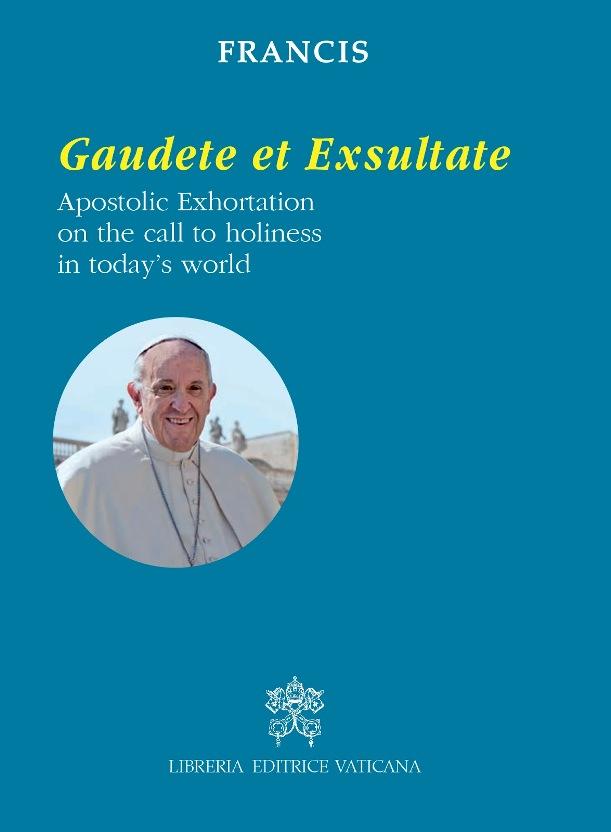 Thông báo phát hành Tông huấn ``Hãy vui mừng hoan hỉ`` (Gaudete et Exsultate)