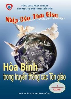 """NCTG 7: """"Hòa Bình trong các truyền thống tôn giáo"""""""