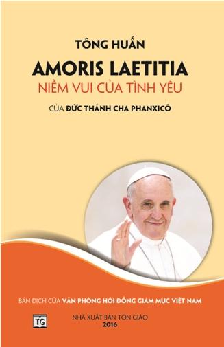 Hướng dẫn đọc Amoris Laetitia