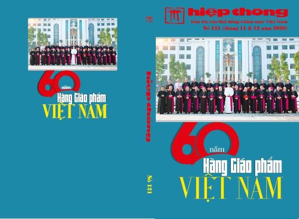 Giới thiệu Tập san Hiệp Thông của HĐGMVN tháng 11 & 12 năm 2020