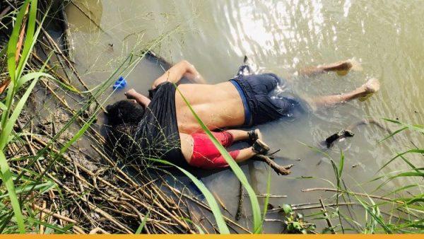 ĐGH Phanxicô đau buồn vì hai cha con người di dân chết đuối ở Rio Grande