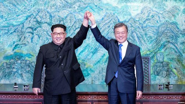 ĐGH Phanxicô bày tỏ niềm hy vọng vào nền hoà bình tại bán đảo Triều Tiên