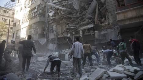 ĐGH Phanxicô đưa ra lời kêu gọi cho Aleppo, Syria