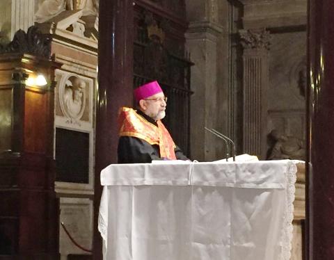 """Đức Tổng Giám mục Boutres Marayati: """"Aleppo đang chết dần chết mòn"""""""