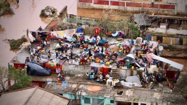 ĐGH Phanxicô giúp 3 nước Phi Châu bị thiệt hại vì lũ lụt