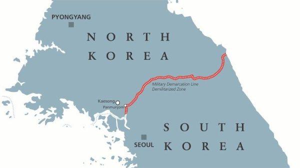 Giáo hội Hàn Quốc cầu nguyện để ĐGH thăm Bắc Hàn, giúp hàn gắn hai miền nam bắc