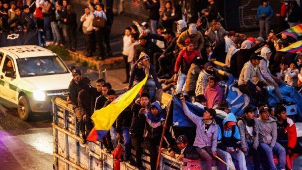 HĐGM Ecuador kêu gọi hòa bình, công lý và đối thoại