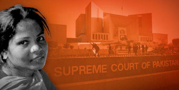 Bà Asia Bibi được tòa án tối cao Pakistan tha bổng