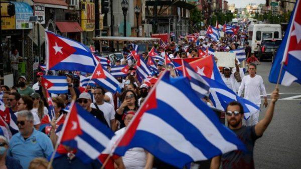 Các Giám mục Mỹ liên đới với nhân dân Cuba giữa khủng hoảng xã hội