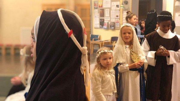 """Thay vì halloween, hơn 20 giáo xứ Tây Ban Nha cử hành """"Holywins"""""""