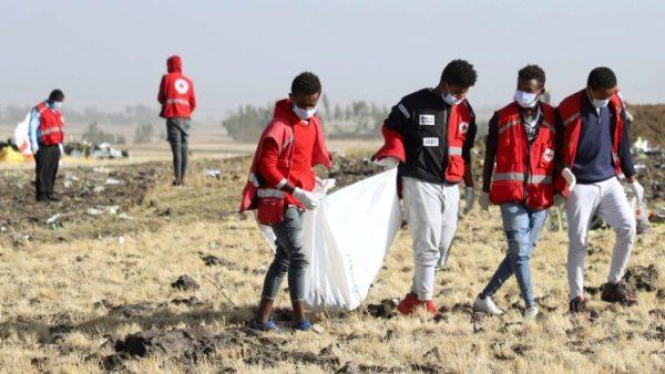 ĐGH Phanxicô chia buồn về tai nạn rớt máy bay ở Ethiopia