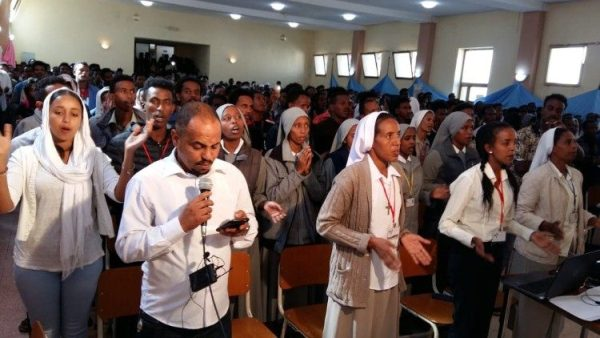 Các nữ tu Eritrea bị chính quyền gây khó khăn