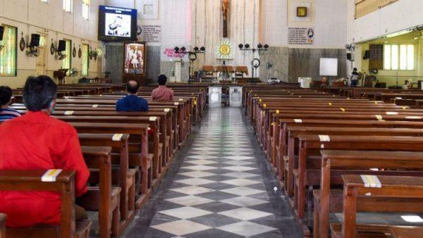 Sau 7 tháng, các nhà thờ ở bang Maharashtra, Ấn Độ mở cửa trở lại
