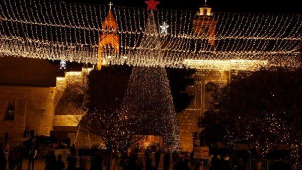Palestine hạn chế các cử hành dịp lễ Giáng sinh ở Bêlem