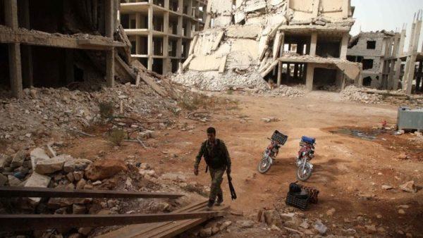 Chứng tá đức tin đáng kinh ngạc của các tín hữu thành phố Idlib, Siria
