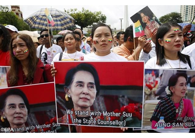 Đức Giáo hoàng viếng thăm Myanmar và Bangladesh