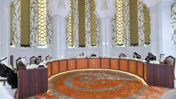 ĐGH Phanxicô gặp gỡ Hội đồng kỳ lão Hồi giáo