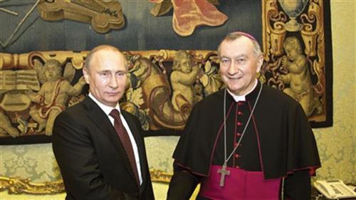 """Đức Hồng y Parolin đến Moskva: một chuyến viếng thăm """"lịch sử"""""""