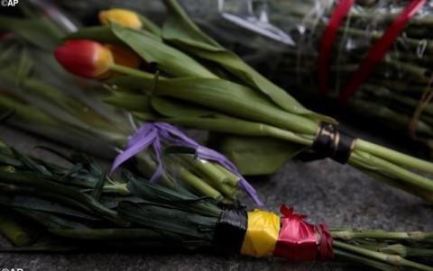 ĐTC gửi điện văn chia buồn sau khi Brussels bị tấn công khủng bố