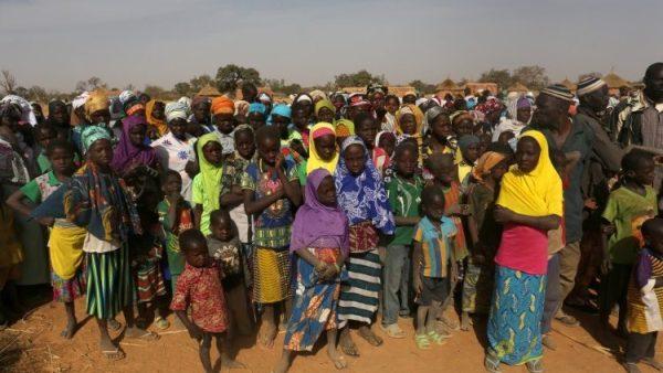 ĐGH Phanxicô kêu gọi hòa bình cho nước Burkina Faso
