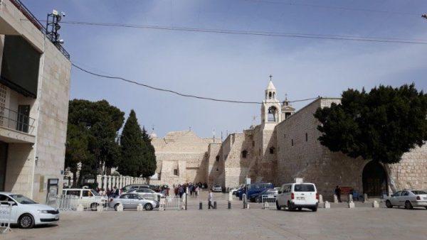 Đền thờ Chúa Giáng sinh ở Bêlem phải đóng cửa vì virus corona