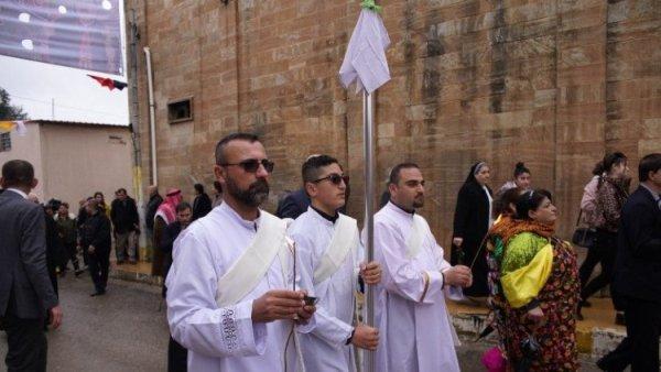 Giáo hội Canđê không chấp nhận việc thành lập tổ chức dân vệ Kitô