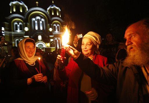 ĐTC Phanxicô gửi lời chúc mừng Phục sinh đến tín hữu của các Giáo hội Đông phương