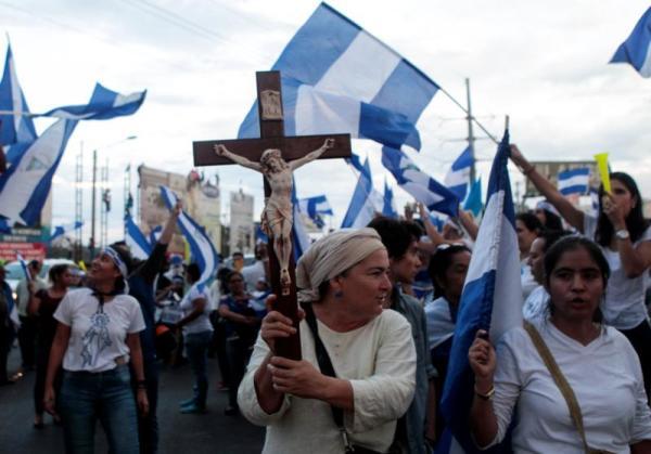 Giáo hội Nicaragua tiếp tục làm trung gian đối thoại hòa bình