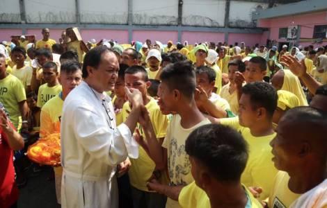 Giáo hội Philippines và mục vụ tù nhân