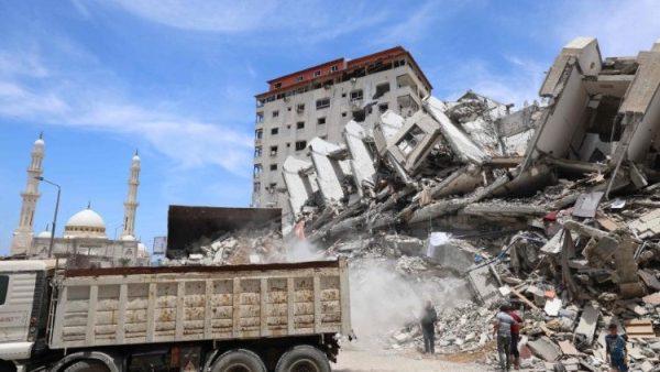Caritas Ý lên kế hoạch viện trợ cho người dân ở Dải Gaza