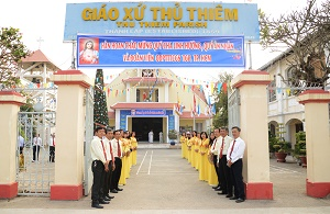 Gia đình Phạt Tạ Thánh Tâm Chúa Giêsu TGP Sài Gòn: Thánh lễ Tạ ơn năm 2019
