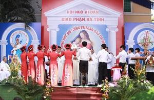Giáo phận Hà Tĩnh: Hội ngộ Di dân tại miền Nam lần thứ nhất năm 2020