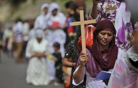 Các Kitô hữu Ấn Độ yêu cầu được bảo vệ trong lễ Phục sinh