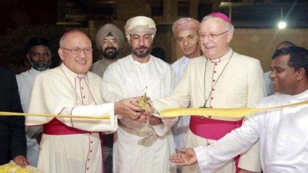 Một nhà thờ Công giáo mới được khánh thành tại vương quốc Oman