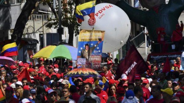 Cuộc họp vì hòa giải và hòa bình ở Venezuela