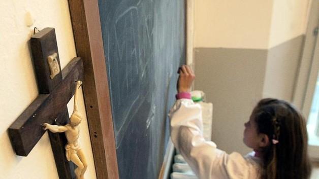 Học sinh Hồi giáo theo học trường Công giáo ở Jericho