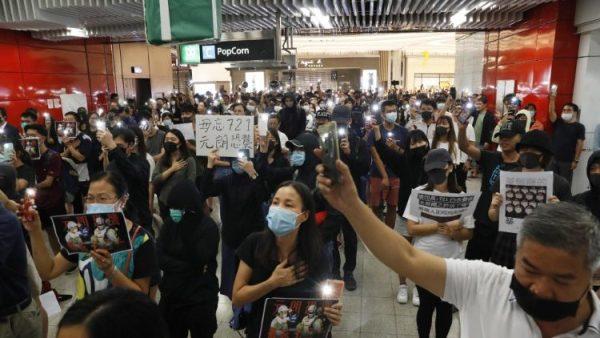 Đọc Kinh Mân Côi và điều tra độc lập – con đường hòa giải cho Hồng Kông