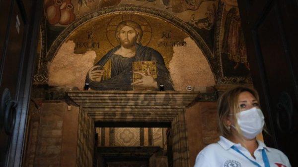 Thổ Nhĩ Kỳ biến thêm một nhà thờ ở Istanbul thành đền thờ Hồi giáo