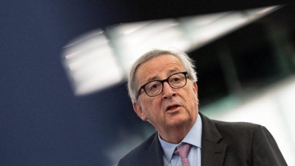 Các GM Liên hiệp Âu Châu gặp chủ tịch Juncker
