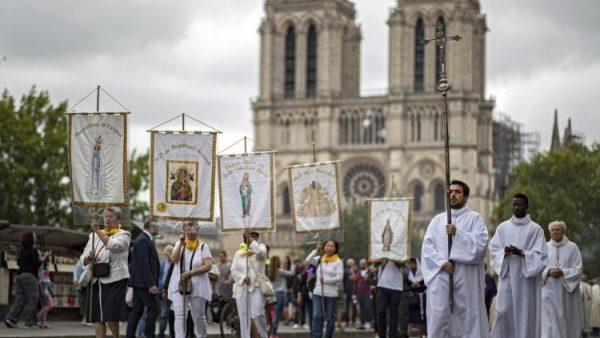 Các vị lãnh đạo tôn giáo ở Pháp lo ngại về dự luật chống ly khai