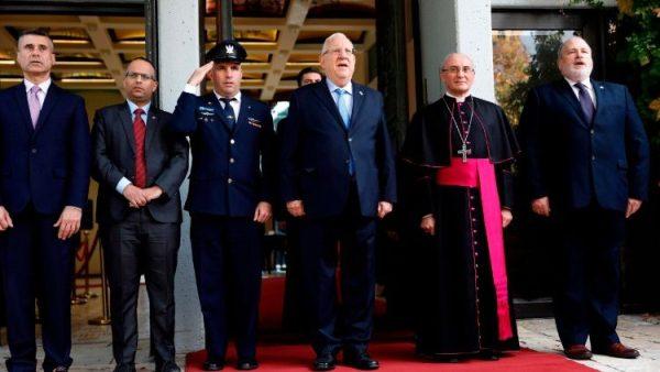 Tổng thống Israel sẽ gặp ĐGH Phanxicô lần thứ 2 tại Vatican