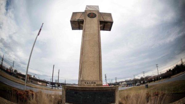 Thánh giá Hòa bình Bladensburg không bị di dời