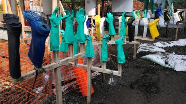 Dịch bệnh Ebola tại Congo ở tình trạng khẩn cấp quốc tế