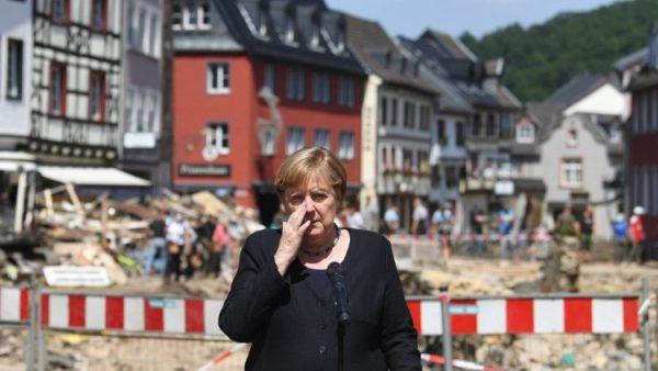 Giáo hội Đức tiếp tục cứu trợ các vùng bị lũ lụt
