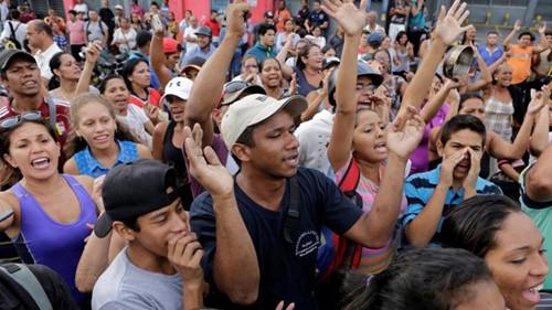 Toà Thánh và cuộc khủng hoảng tại Venezuela